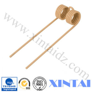 Hot Sales Long Leg High Quality Custom Spiral Torsion Spring pictures & photos