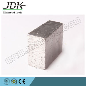 Conical Multi Diamond Segments for Red Granite Block pictures & photos