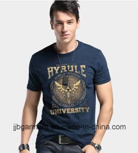 New Style Men Short Sleeves Printing T-Shirt