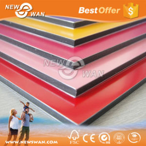 Aluminium Composite Panels PVDF/PE ACP pictures & photos