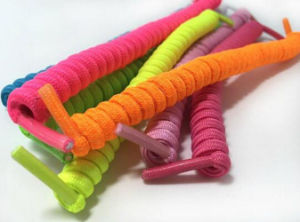 New Popular Colorful Shoe Laces pictures & photos