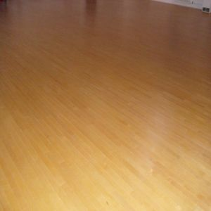 Indoor Use Basketball Court Maple Wood Flooring