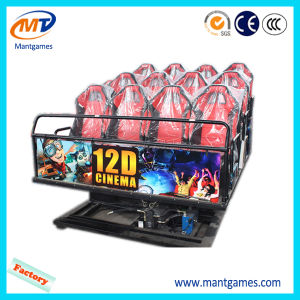 Hot Selling 7D Cinema 9d Cinema Simulator for Sale pictures & photos
