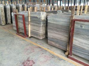 Silan Wood Vein Grey/Silver Serpeggiante Marble pictures & photos