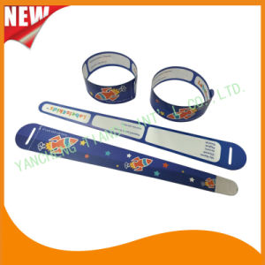 PP Entertainment Professional Manufacture Kids ID Child Wristbands Bracelet (KID-1-20) pictures & photos