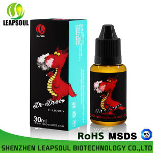 Manufacturer Premium 30ml Plastic Bottle Tobacco E Juice