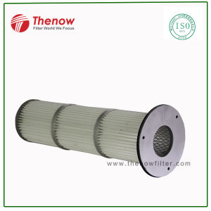 High Efficiency Pleated Bag Filter Cartridge for Pulse Jet Dust Collector pictures & photos