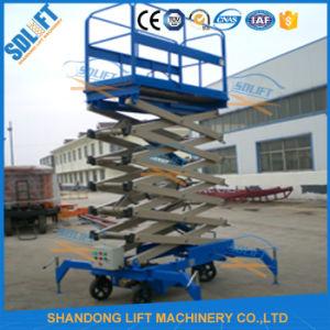 Hydraulic Aerial Scissor Working Platform pictures & photos