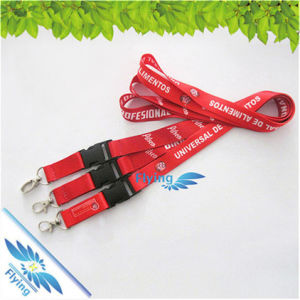 Hot Sale Custom Polyester Lanyards with Latest Design for Decoration