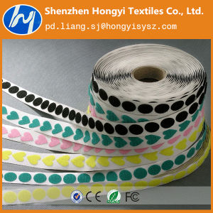 Promotion Customzied High Quality Adhesive Hook & Loop Velcro pictures & photos