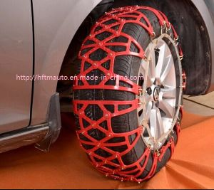 TPU Car Snow Tire Chain for Protect Your Wheel pictures & photos
