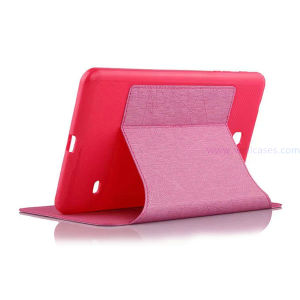 Tablet 7.0 Cases with Sleep/Awake Function Leather/Silicon Cover pictures & photos