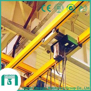 High Efficiency Lifting Equipment Double Girder Overhead Crane pictures & photos