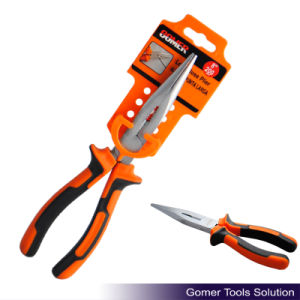 Long Nose Plier with Competitive Price (T03026-D) pictures & photos