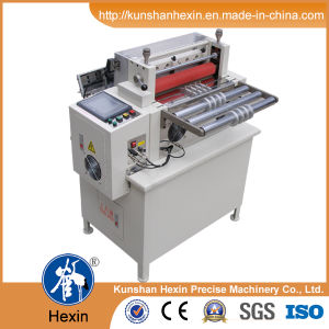 Hx-360b Microcomputer PE Insulation Paper Cutting Machine pictures & photos