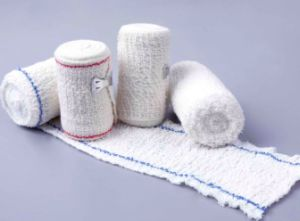 100% Cotton Crepe Bandage, Elastic Crepe Bandage (with CEand ISO) pictures & photos