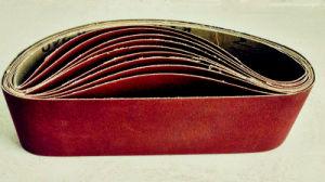 Aluminum Oxide Abrasive Belt Kx167 240# pictures & photos