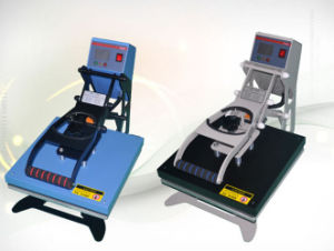 Th Series LCD Type High Pressure Heat Transfer Press Machine pictures & photos