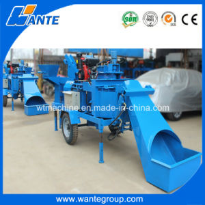 Semi-Automatic Concrete Interlock Brick Machine/Hight Quality Brick Making Machinery pictures & photos