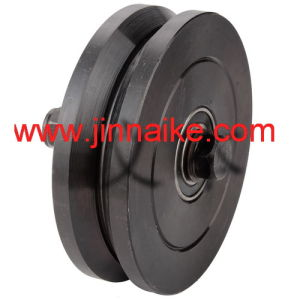 out Gate Roller, Sliding Gate Wheel with Y, H, V, U Groove, Door Pulley pictures & photos