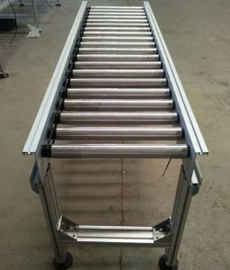 Small Roller Conveyor System Smaple pictures & photos