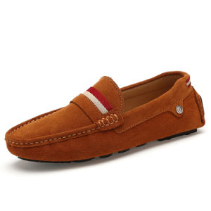 Driving Shoes Casual Loafer Wholesale Comfortable for Men Shoe (AK1317) pictures & photos