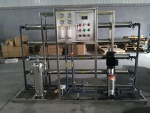 Water Treatment Equipment-1500GPD RO Equipment pictures & photos