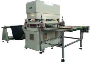Automotive Foam Hydraulic Die Cutting Machine pictures & photos