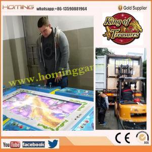 100% Good Profits Hot Sale USA Game Center King of Treasures Fishing Game Machine, Arcade King of Treasures Fishing Game Machine (eric@hominggame. COM)