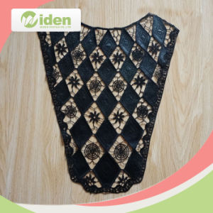 Top PU Quality 100% Cotton Lace Neck Collar pictures & photos