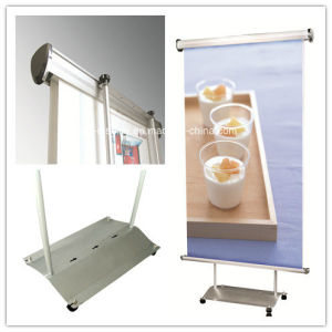 Standing Scrolling Roll up Banner Stand (DW-LD6) pictures & photos