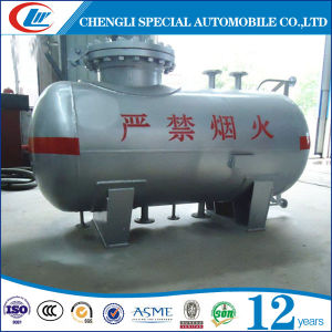 Small Capacity 2.5t 5cbm LPG Cylinder Gas Tank for Sale pictures & photos