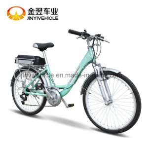 Lithium Battery Electric Bike for City pictures & photos