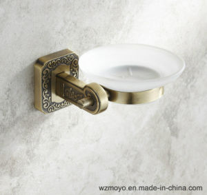 Bathroom Soap Dish in Bronze Finish pictures & photos