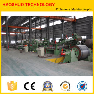 8-20mm Steel Cut to Length Machine pictures & photos