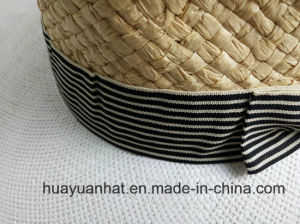 50%Paper 50%Straw with Double Sorts Safari Hats pictures & photos