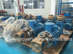 Cryogenic Liquid Transfer Oxygen Nitrogen Argon Coolant Oil Centrifugal Pump pictures & photos