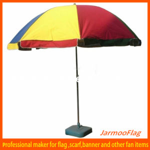 Hotsale Pure Color Cheap Beach Umbrella Without Print pictures & photos