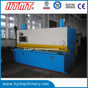 QC11Y-10X2500 Hydraulic Guillotine Shearing Machine & Metal Plate Cutting Machine pictures & photos
