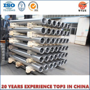 Components for Piston Hydraulic Cylinder Used for Hydraulic Punch pictures & photos