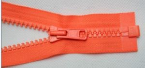 5# Orange Resin Zipper with Stock Price pictures & photos