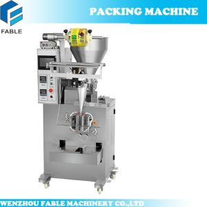 Sachet Shampoo/Oil Vertical Filling Heat Sealing Packing Machine (FB-500L) pictures & photos