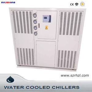 Scroll Type Packaged Industrial Water Chillers pictures & photos