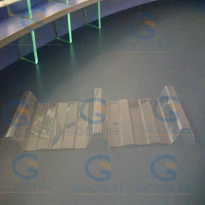 UV Coating High Quality PC Corrugated Roof Sheet Polycarbonate Plastic pictures & photos
