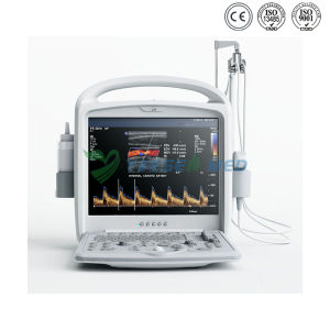 Portable Diagnostic Doppler Digital Color Ultrasound pictures & photos