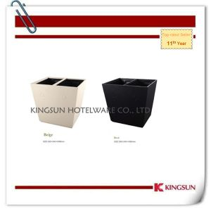 Recycling Bins Decorative with Classified Two Bins for Home pictures & photos