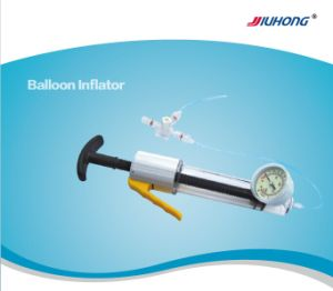 Disposable Dilation Balloon Inflator with CE& ISO Certificate pictures & photos