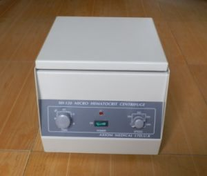 Micro Hematocrit Centrifuge High Speed 12000rpm Sh120b pictures & photos