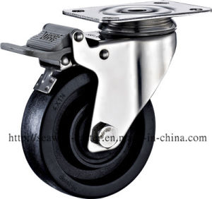 Stainless Steel Series 220degree High Temperature Caster - Phenolic pictures & photos