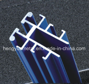 Construction Aluminum Extrusion for Decoration